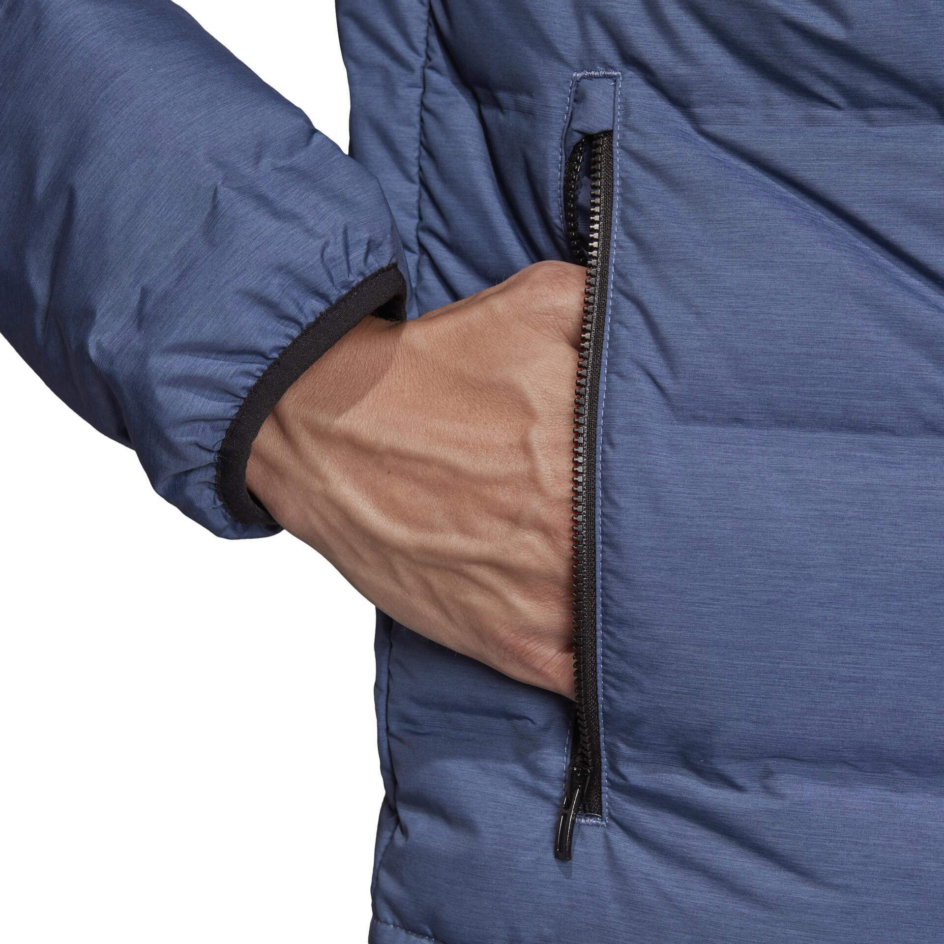 adidas TERREX Helionic Manteau en duvet Homme, tech inkmystery sink